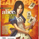 Alice as a cover girl