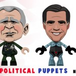 Political Puppets in BigHead BASH