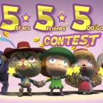 The Crazy Fairies 5/5/5 Contest