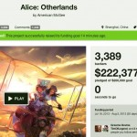 Success! Alice is off to Otherlands!